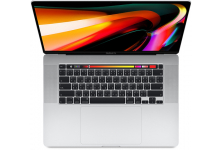 16-inch MacBook Pro with Touch Bar 2.3GHz 8-core 9th-generation Intel Core i9 processor 1TB - Silver
